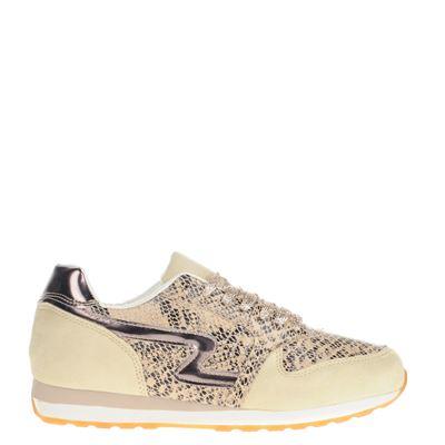 Hobb's dames sneakers beige