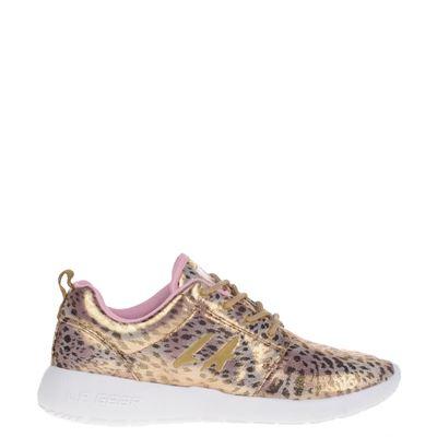 La Gear dames sneakers goud