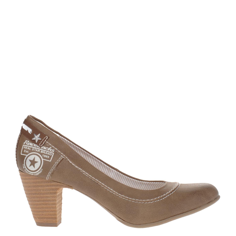 s oliver dames pumps taupe nelson schoenen. Black Bedroom Furniture Sets. Home Design Ideas