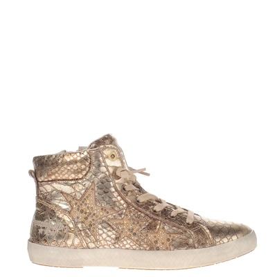 Pantofola d'Oro dames sneakers brons