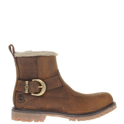 Timberland dames enkelboots bruin