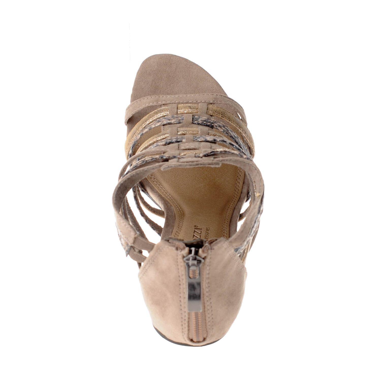 marco tozzi dames sandalen taupe nelson schoenen. Black Bedroom Furniture Sets. Home Design Ideas