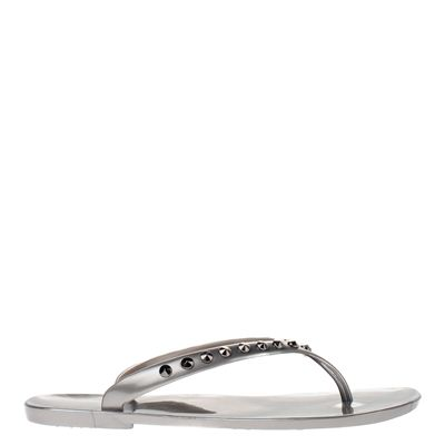 Gioseppo dames slippers zilver