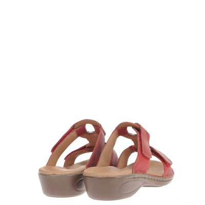 Ara dames slippers rood