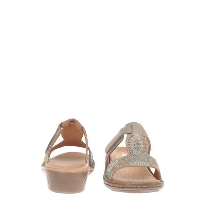 Ara dames slippers beige
