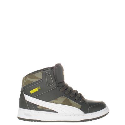 Puma jongens sneakers groen