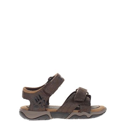 Timberland jongens sandalen bruin