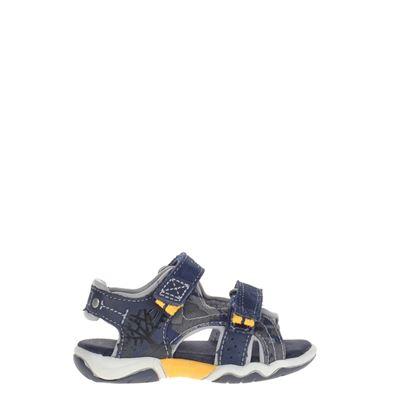Timberland jongens sandalen blauw