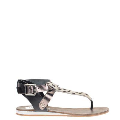 Gioseppo meisjes sandalen zilver