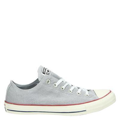 Converse heren sneakers grijs