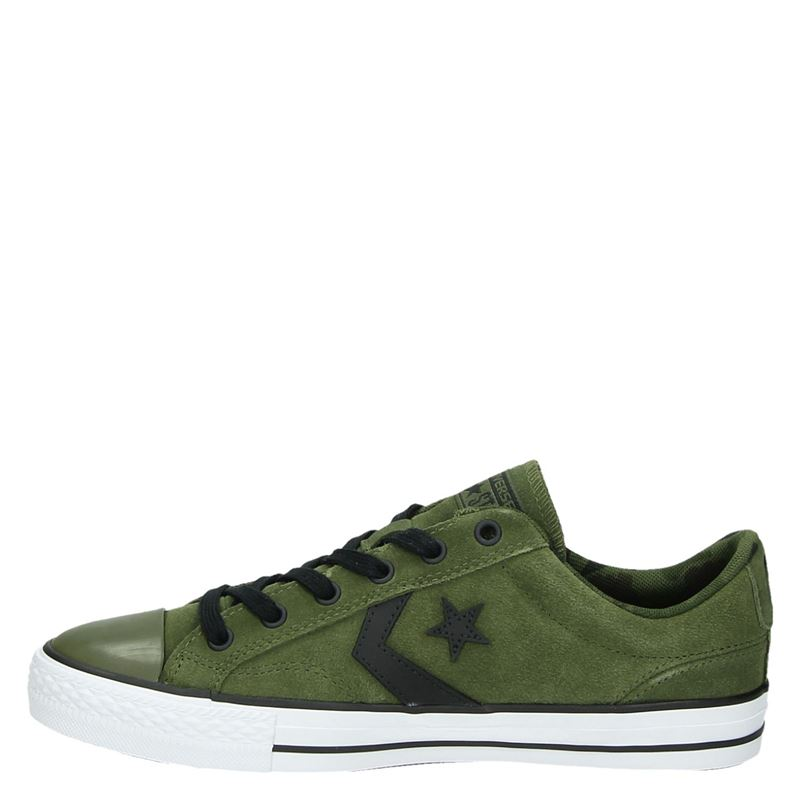 Converse Starplayer - Lage sneakers - Groen