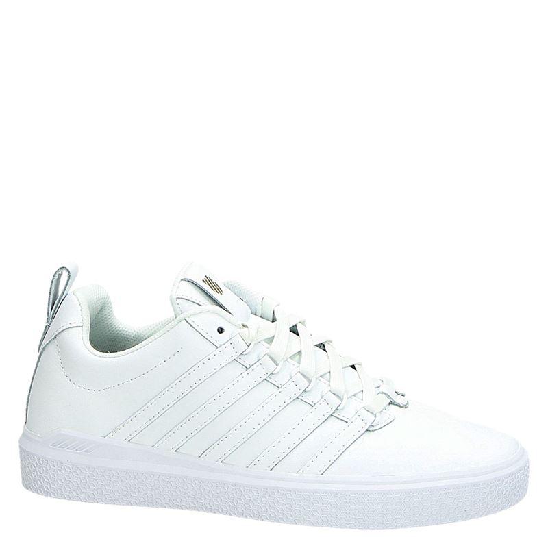 K-Swiss Donovan - Lage sneakers - Wit