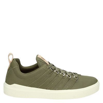 K-Swiss heren sneakers groen