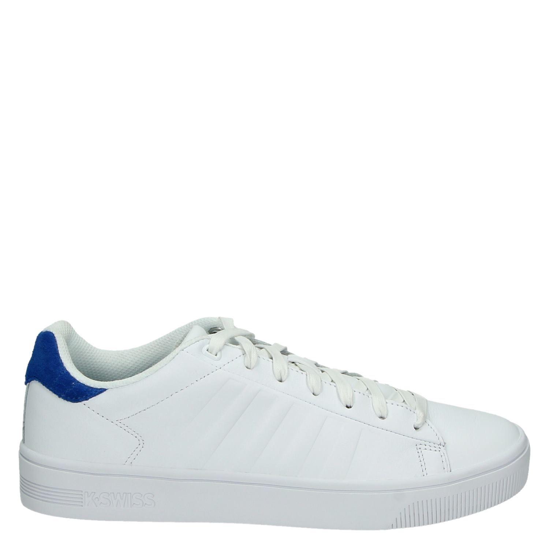 Hommes-k Suisse Frasco Chaussures De Sport De La Cour, Noir, Taille: 42,5