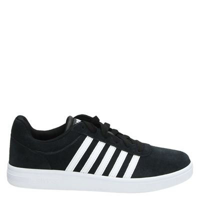 K-Swiss heren sneakers zwart