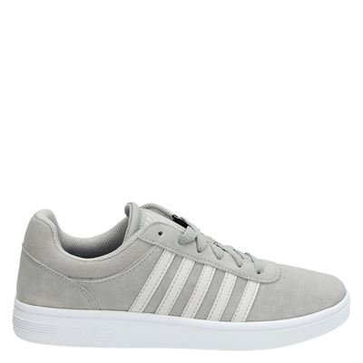 K-Swiss heren sneakers grijs