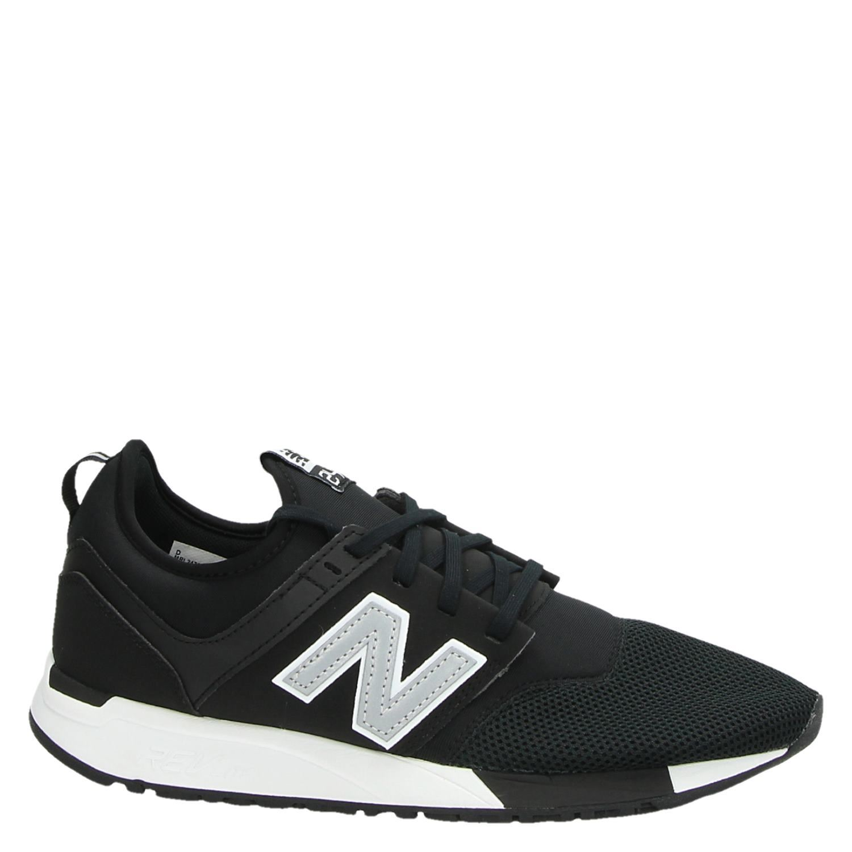 New Balance 247 herensneaker zwart