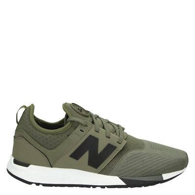New Balance heren sneakers groen