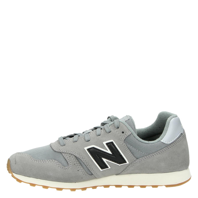 New Balance 373 heren lage sneakers grijs