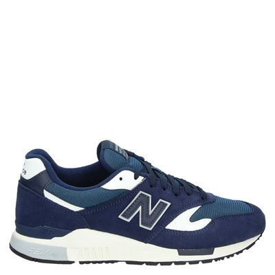 New Balance heren sneakers blauw
