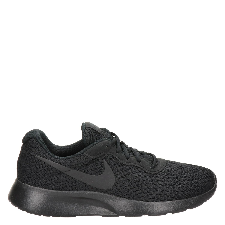 a796be31503 Nike Tanjun heren lage sneakers zwart