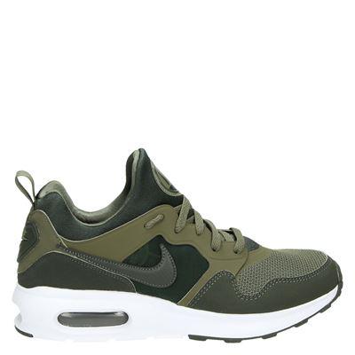 Nike heren sneakers groen