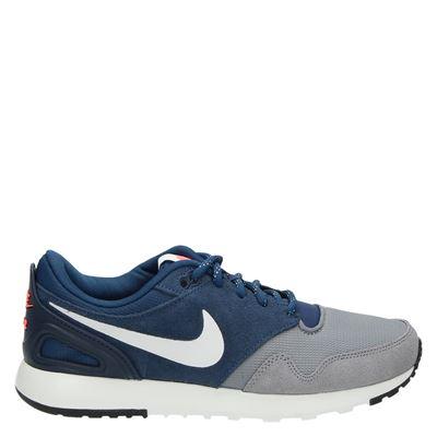Nike heren lage sneakers blauw