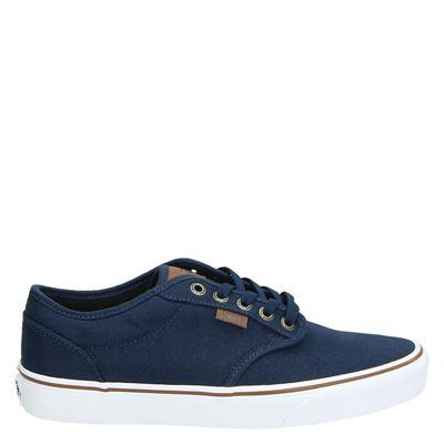 Vans heren sneakers blauw