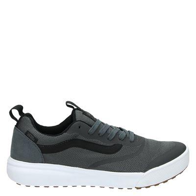 Vans heren sneakers grijs