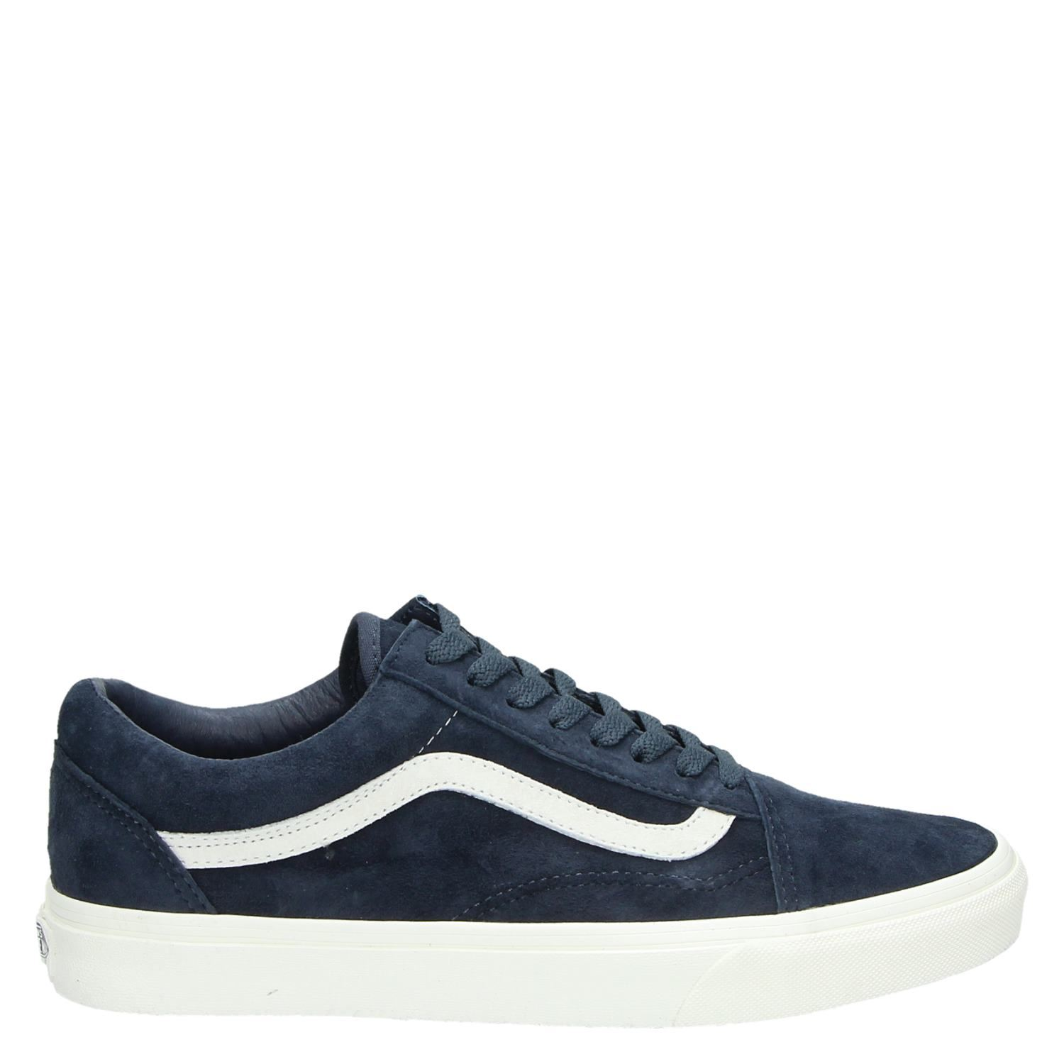 vans old skool dames lichtblauw