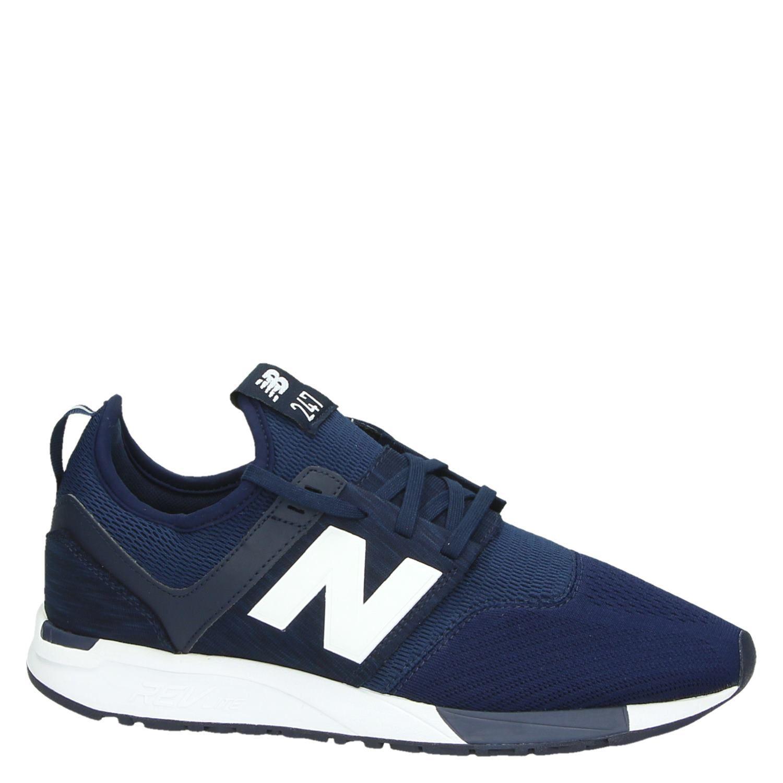 New Balance 247 herensneaker blauw