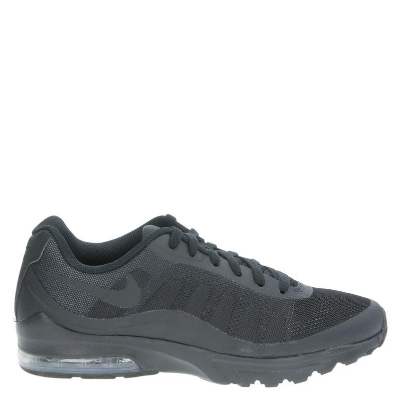 Nike Air Max Invigor lage sneakers zwart