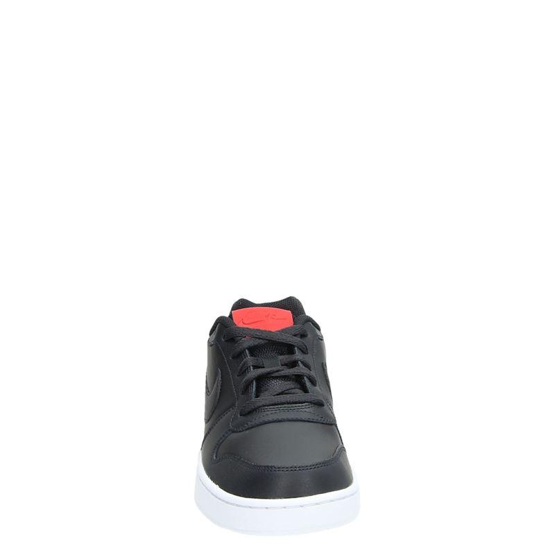 Nike Ebernon Low - Lage sneakers - Zwart