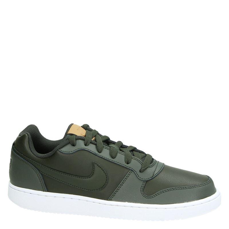 Nike Ebernon Low - Lage sneakers - Groen