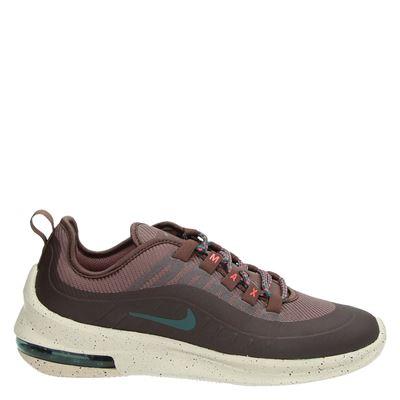 Nike heren lage sneakers rood