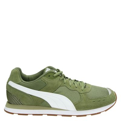 Puma heren sneakers kaki