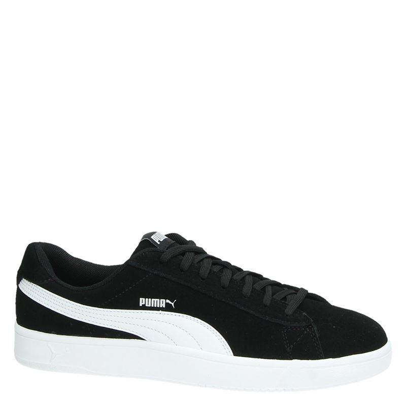 Puma Soft Foam - Lage sneakers - Zwart