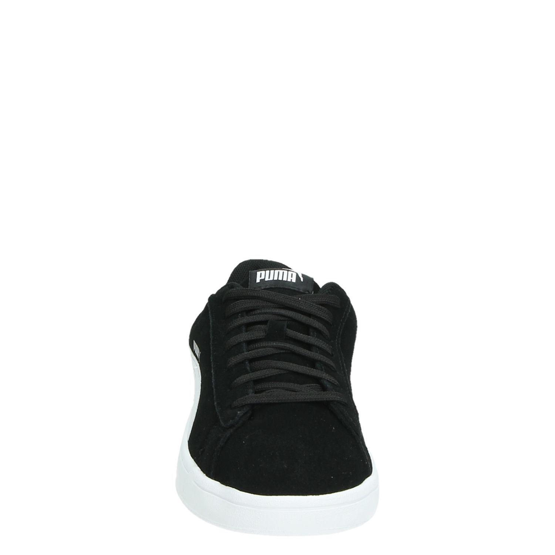d3764d7f02b Puma Soft Foam heren lage sneakers zwart