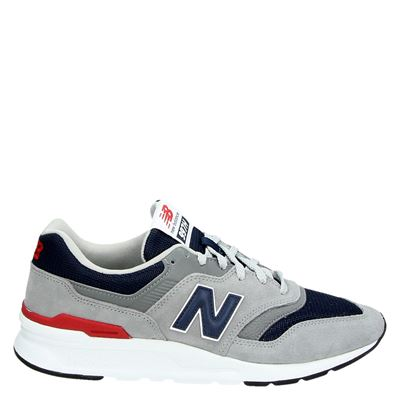New Balance heren sneakers grijs