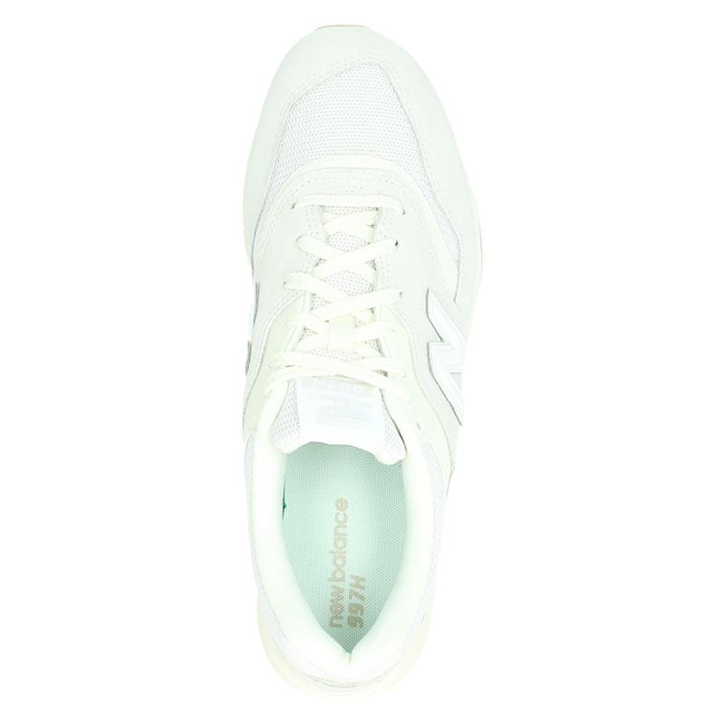 New Balance 997H - Lage sneakers - Wit