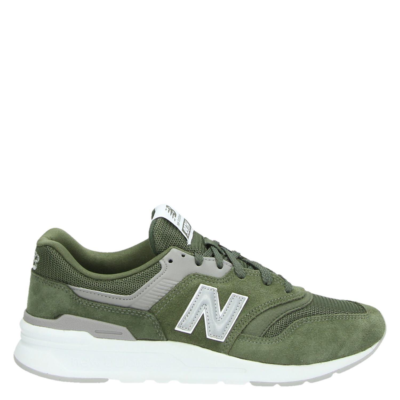 767050cf874 New Balance 997H heren lage sneakers groen