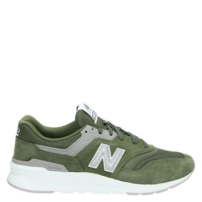 New Balance heren sneakers kaki