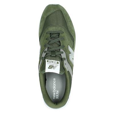 New Balance 997H - Lage sneakers voor heren - Groen - Nelson.nl