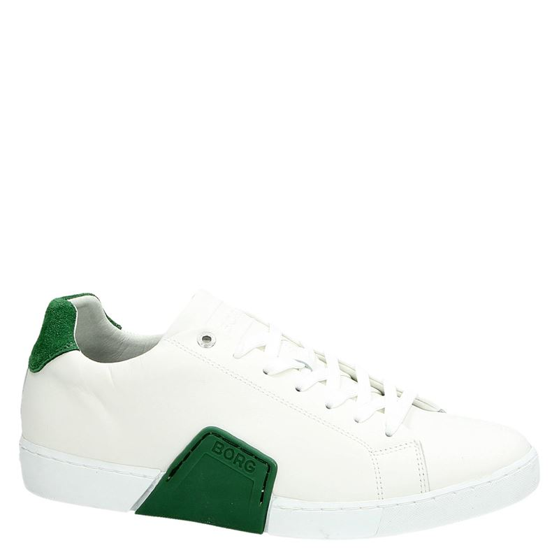 Bjorn Borg Clip - Lage sneakers - Wit