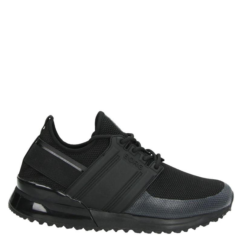 Bjorn Borg R220 Low SCK KTP M - Lage sneakers - Zwart
