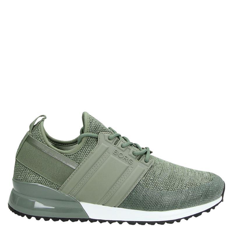 Bjorn Borg R220 Low SCK KTP M - Lage sneakers - Groen