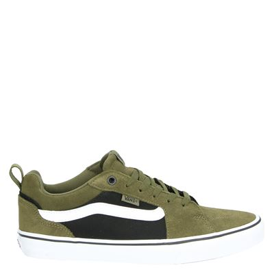 Vans heren sneakers kaki