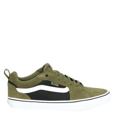 Vans heren sneakers groen
