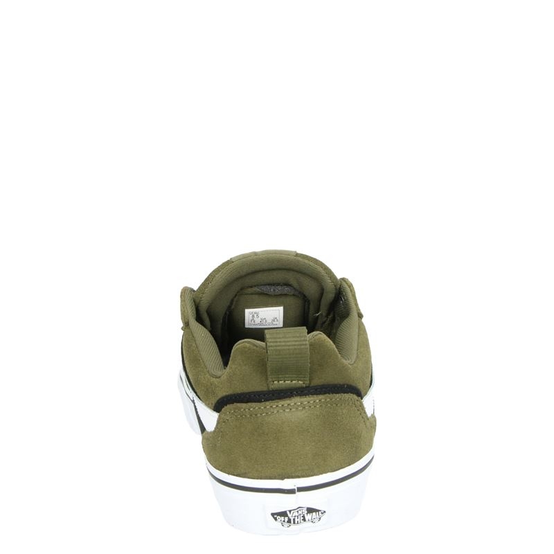 Vans Filmore - Lage sneakers - Groen