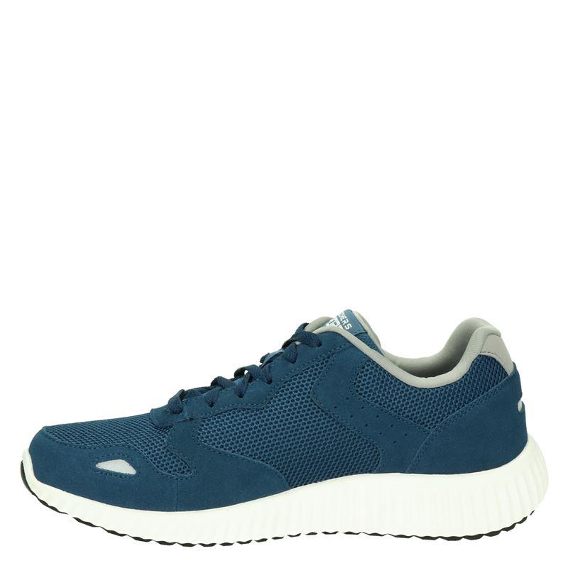 Skechers Paxmen - Lage sneakers - Blauw